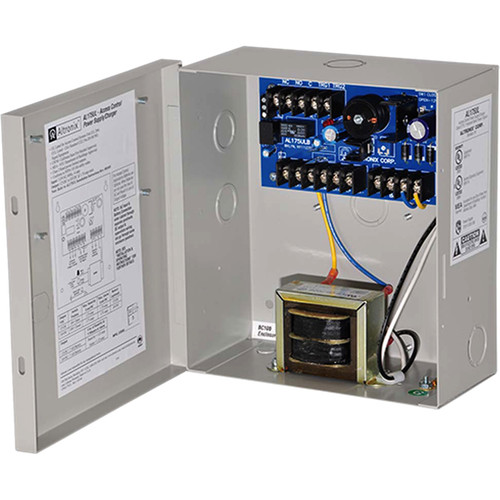 ALTRONIX AL175UL 115VAC Power Supply/Charger for Access Control