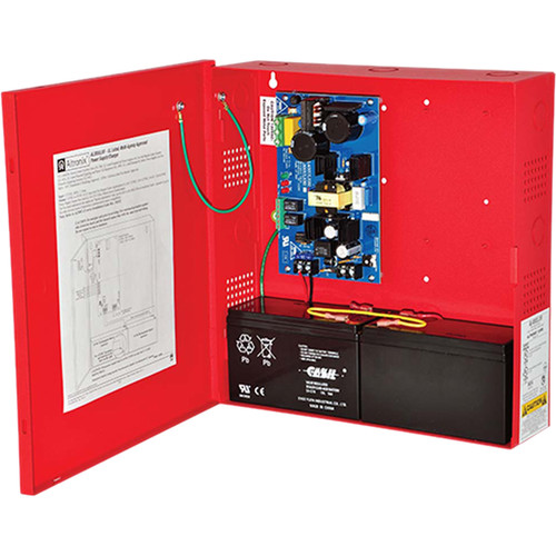 ALTRONIX Single-Output Power Supply / Charger (12/24 VDC @ 2.5A)
