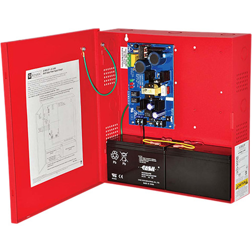 ALTRONIX Single-Output Power Supply / Charger (12 VDC @ 4A / 24 VDC @ 3A)