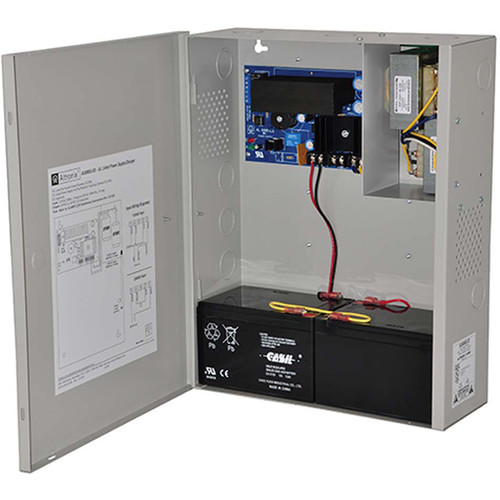 ALTRONIX Single-Output Power Supply / Charger (12/24 VDC @ 6A)