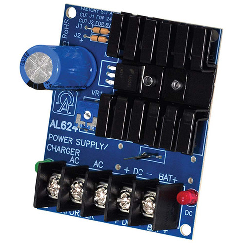 ALTRONIX Single Output 6/12/24VDC Linear Power Supply Board