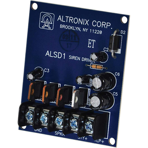 ALTRONIX Siren Driver (6 / 12 VDC)