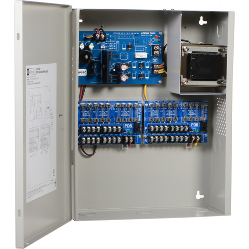 ALTRONIX 16-Output Dual Power Supply