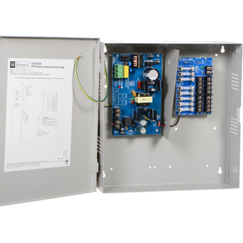ALTRONIX 8-Output Power Supply