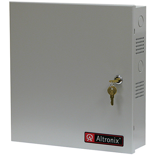 ALTRONIX AC CCTV Power Supply with 16 PTC Outputs
