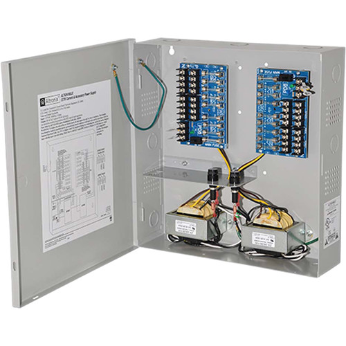 ALTRONIX 16-Output Power Supply (24 VAC @ 7A / 28 VAC @ 6A)