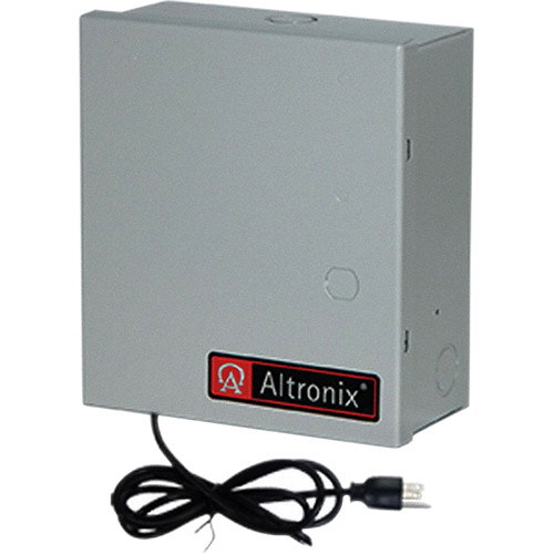 ALTRONIX 24/28 VAC Wall Mount Power Supply with 4 Fused Outputs