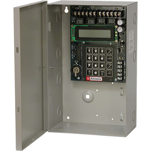 ALTRONIX AT4 4-Channel Annual Event Timer