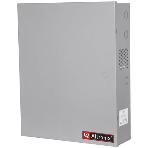 "ALTRONIX Battery Enclosure (18 x 14.5 x 4.625"", Red)"