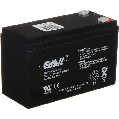 ALTRONIX BT126 Rechargeable Battery