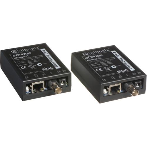 ALTRONIX eBridge1CRT IP over Coax Kit