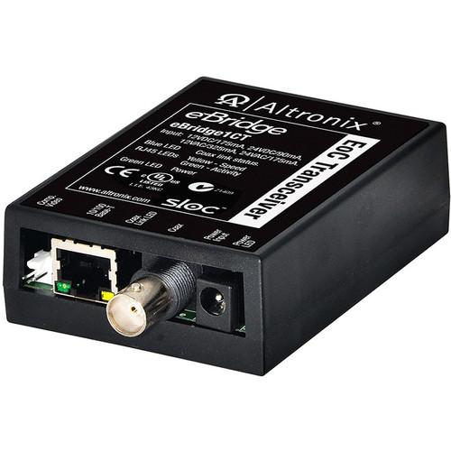 ALTRONIX eBridge1CT IP over Coax Transceiver