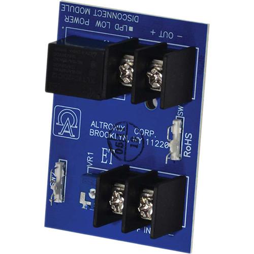 ALTRONIX Low Power Disconnect Module (12VDC/24VDC Input)