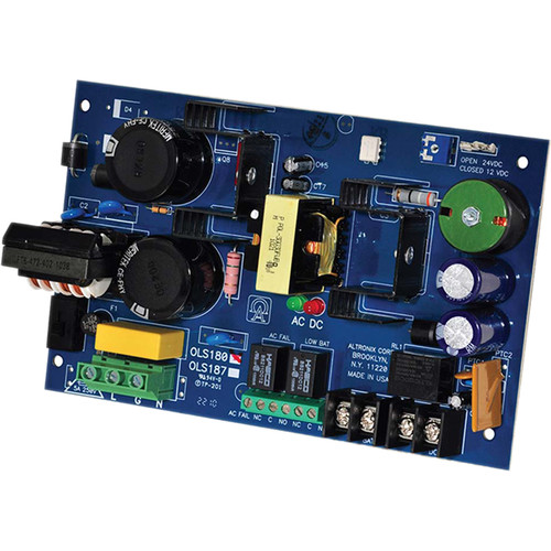 ALTRONIX Offline Switching Power Supply Board (12/24VDC @ 6A)