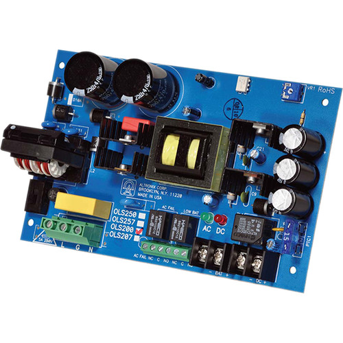 ALTRONIX Offline Switching Power Supply Board (12VDC @ 10A)