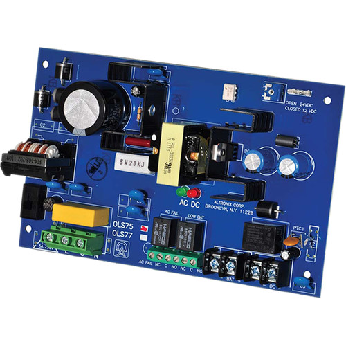 ALTRONIX Offline Switching Power Supply Board (12 / 24VDC @ 2.5A)