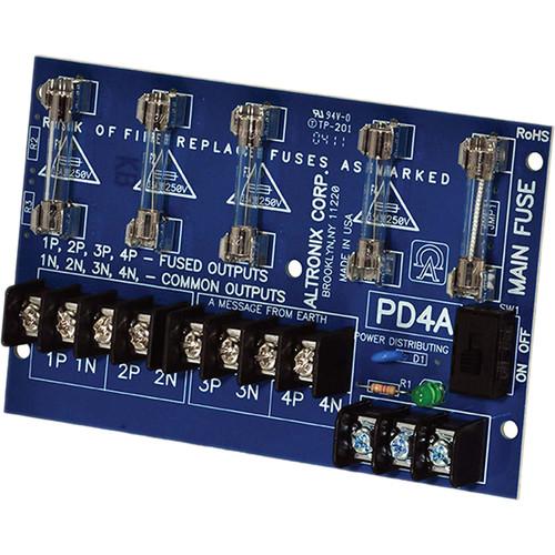 ALTRONIX PD4 Power Distribution Module