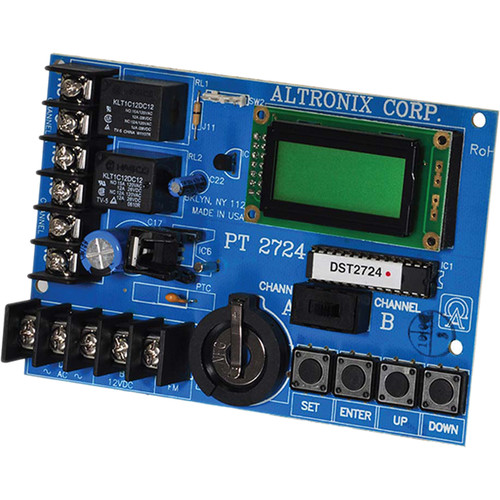 ALTRONIX 2-Channel Annual Event Timer