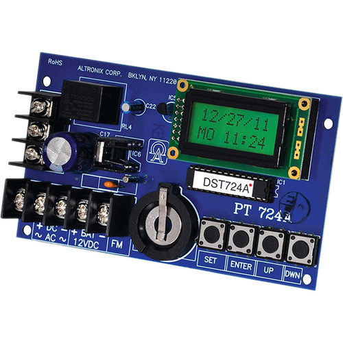 ALTRONIX 1-Channel Annual Event Timer Board