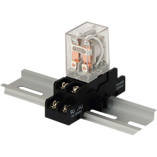 ALTRONIX 24VAC Relay and Base Module