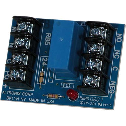 ALTRONIX RB524 24 VDC Relay Module