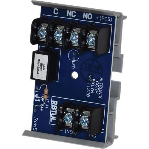ALTRONIX Sensitive Relay Module (12 to 24 VDC)
