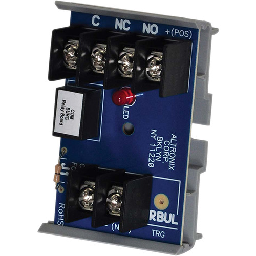 ALTRONIX UL Listed Sensitive Relay Module (12/24 VDC)