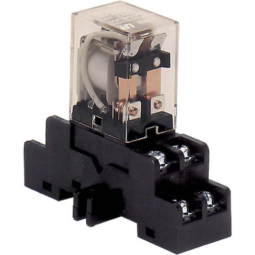 ALTRONIX DIN Rail Mountable Relay and Base Module (24 VDC)