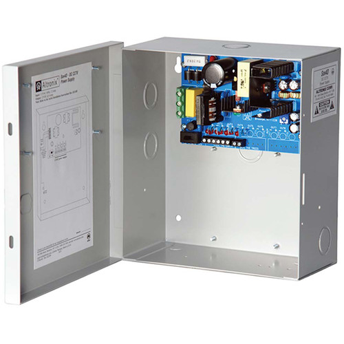 ALTRONIX 4 Class 2 Rated PTC Protected DC CCTV Power Supplies