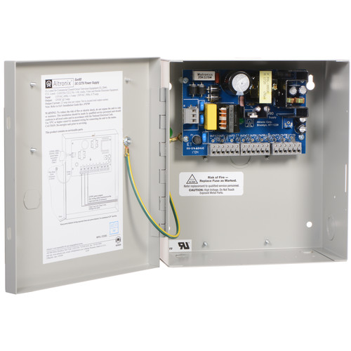 ALTRONIX Sav9D 9-Output 12VDC Power Supply