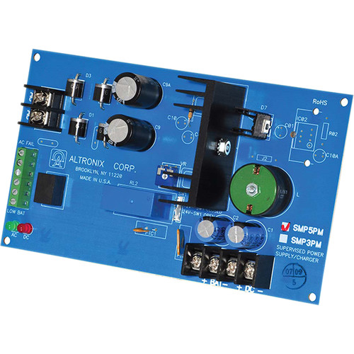 ALTRONIX Switching Power Supply Board (12/24VDC @ 4A)