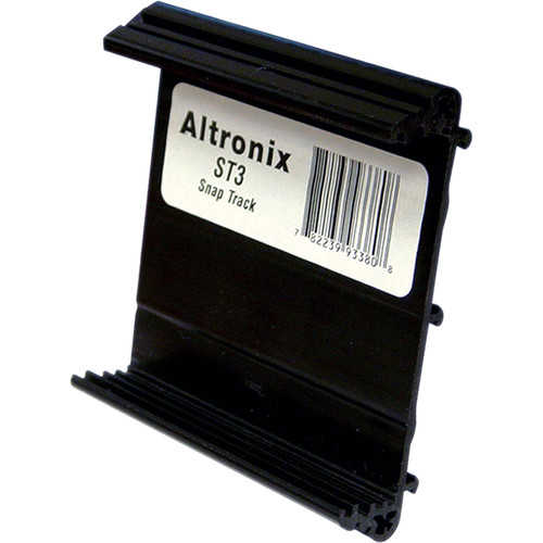 ALTRONIX Snap Track for AL624, SMP3, SMP5, AL175ULB, AL176ULB, 6030, 6062 and PT724A