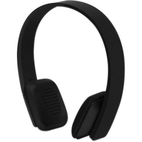 Aluratek ABH04F Bluetooth Wireless Stereo Headphones (Black)