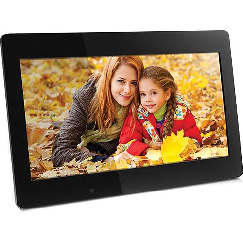 "Aluratek 18.5"" Digital Photo Frame with 4GB Built-In Memory"