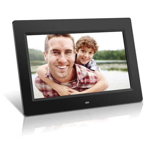 "Aluratek 10"" Digital Photo Frame with 4GB Built-In Memory"