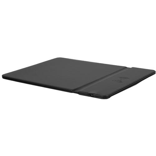 Aluratek 10W Qi Wireless Charging Mouse Pad