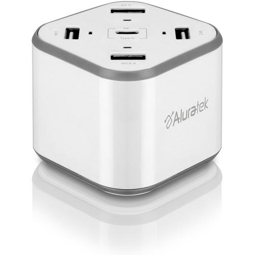 Aluratek 5-Port USB Charging Station