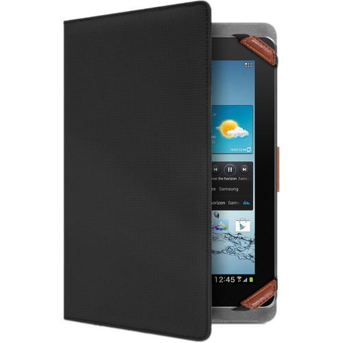 "Aluratek Universal Folio Travel Case for 10"" Tablets (Black)"