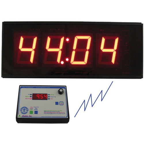 alzatex ALZM05A Presentation TimeKeeper System with LED Display (Black)