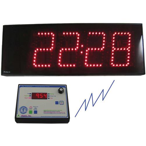 alzatex ALZM07A Presentation TimeKeeper System with LED Display (Black)