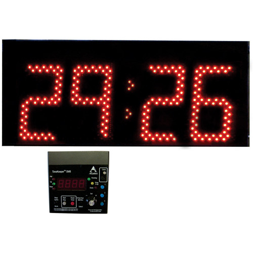 alzatex ALZM08A Presentation TimeKeeper System with LED Display (Black)