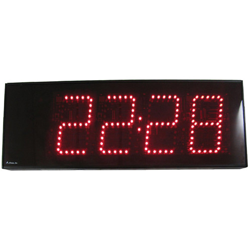 "alzatex DSP504B 4-Digit Display with 5"" High LED Digits"