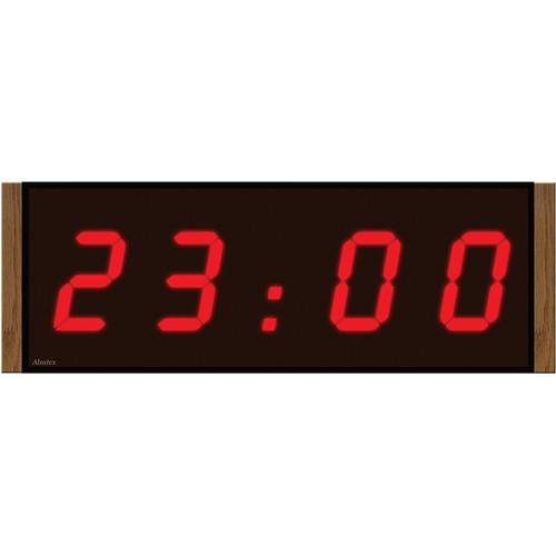 "alzatex DSP504B_OAKE 4-Digit Display with 5"" High LED Digits"