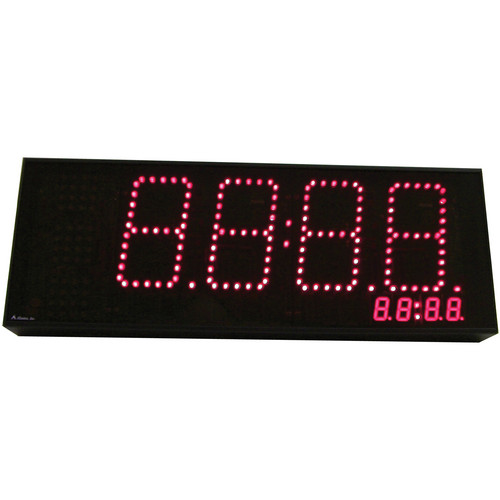 alzatex DSP518B0 4-Digit Display with Red, Yellow, & Green Indicators