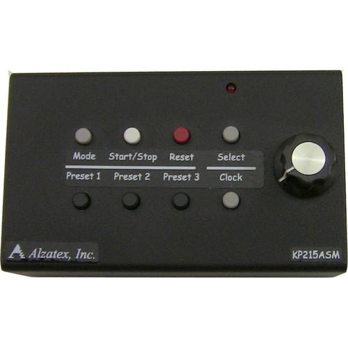 alzatex Handheld Remote Keypad with Knobs