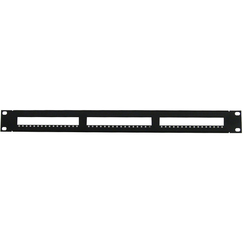 alzatex KTPP_RM1 Patch Panel Rack-Mount Chassis