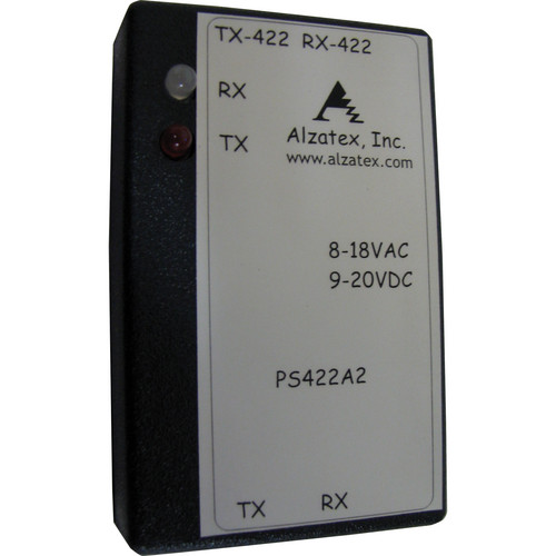 alzatex PS422A2 RJ11 to RS422 Converter Module