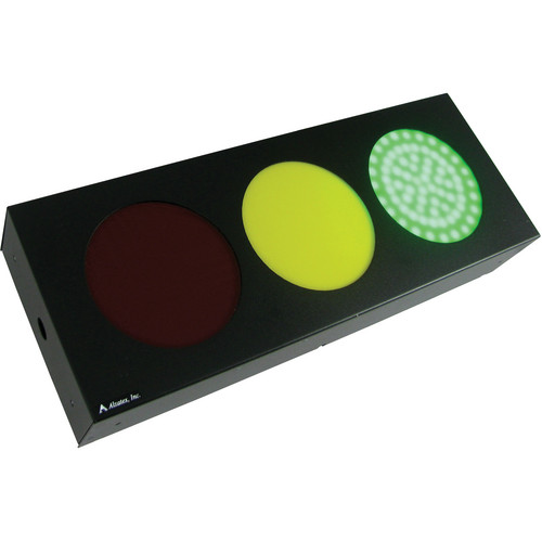 alzatex RYG472A Large Red-Yellow-Green Indicator