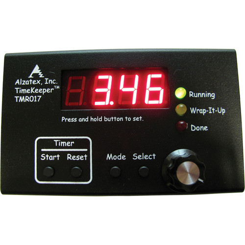 alzatex TMR017B4_SM Surface-Mount Count Up/Down Timer