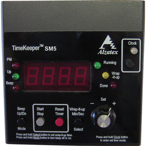 alzatex TMR221B5_SM Surface-Mount Count Up/Down Timer